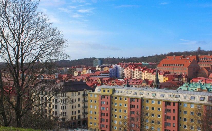 Eine Reise wert:Göteborg