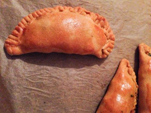 Lecker, mio: Empanadas