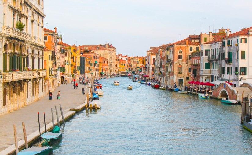 Eine Reise wert: BellaVenezia