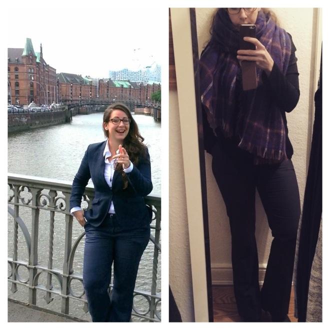 Links: September 2014, Rechts: Januar 2015