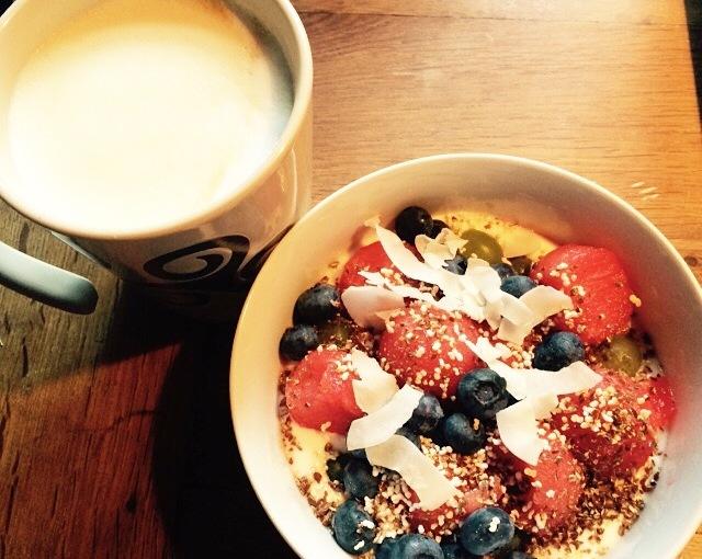 Porridge-Liebe